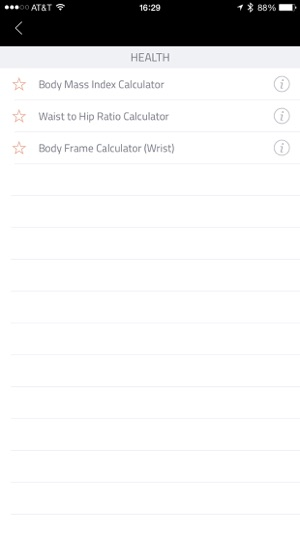 Fit Calc: Fitness calculator to help you with full body analysis on ...