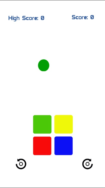Impossible Spinny Circle: Rotate the Square and focus on the ball and don't let it go screenshot-3