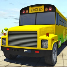 Activities of Kids School Bus learning driver Simulator