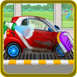 Crazy Car Wash Salon Cleaning & Washing Simulator