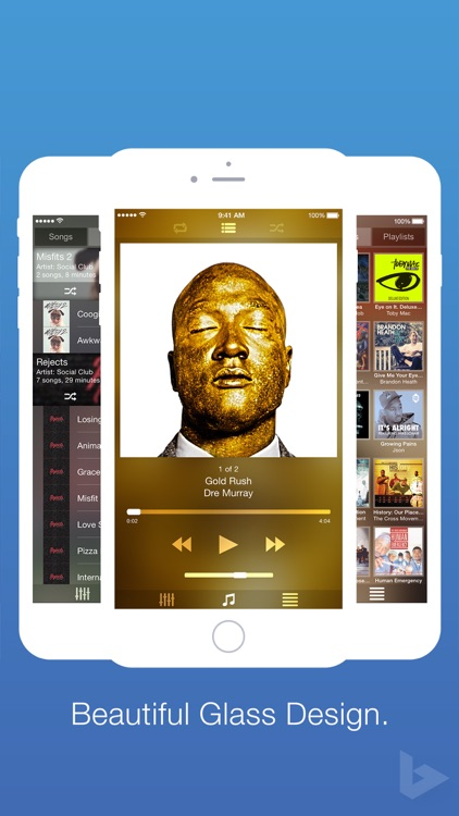 Blend Music Player screenshot-0