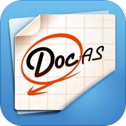 DocAS - PDF Converter, Annotate PDF, Take Notes and Good Reader