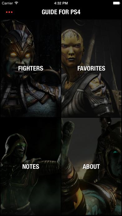 Guide for Mortal Kombat X PS4 Edition - Characters, Combos, Strategies!のおすすめ画像1