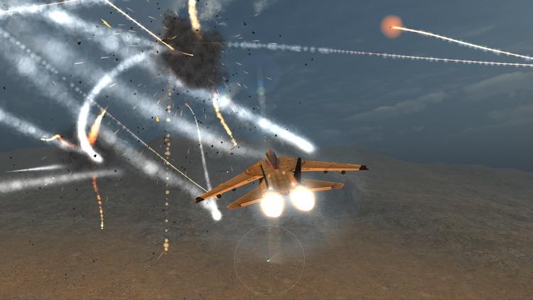 MonsterStart - Fighter Jet Simulator - Fly & Fight screenshot-3