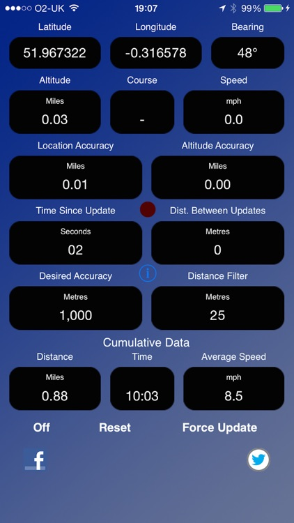 GPS Device Data Premium screenshot-0