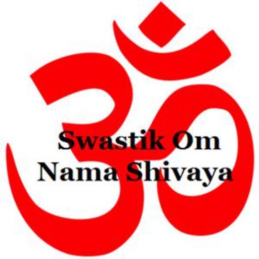 Swastik Om Nama Shivaya