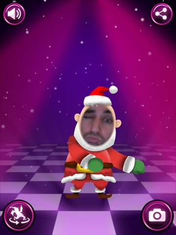 Screenshot #4 for I Am Santa - Dance and Take Pictures