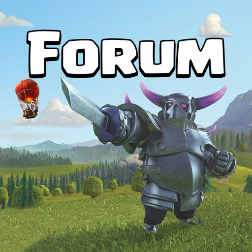 Forum for Clash of Clans - Wiki, Builder, and Clan Finder