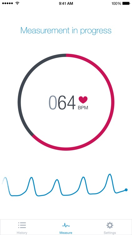 Runtastic Heart Rate PRO screenshot-0
