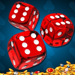 A Casino Farkle Dice Blitz Games