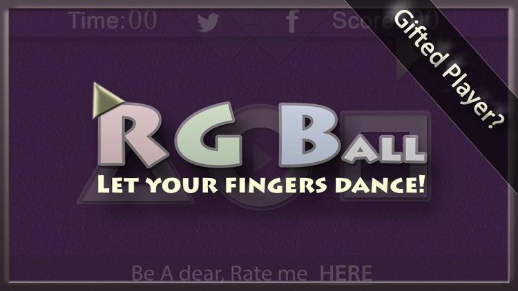 RG Ball Rush - Free Tapping Madness!