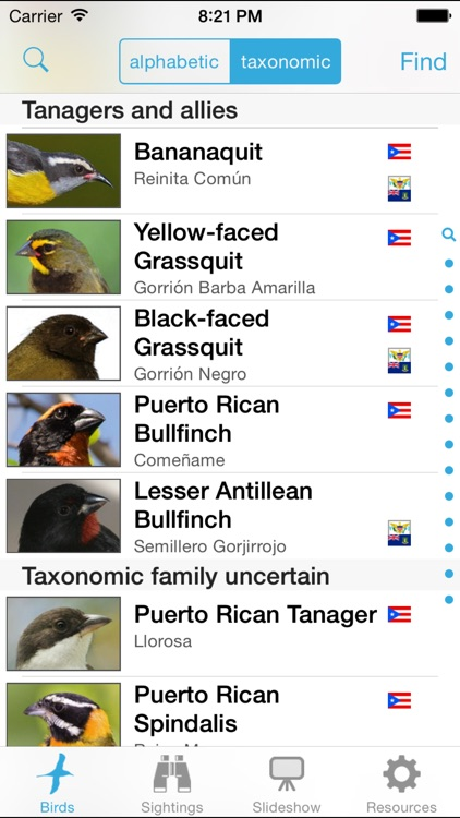 Puerto Rico and Virgin Islands Birds
