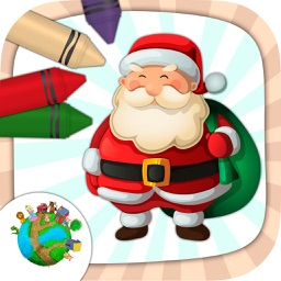 Color christmas - coloring drawings for kids