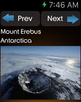 Volcanos Info+ screenshot 14