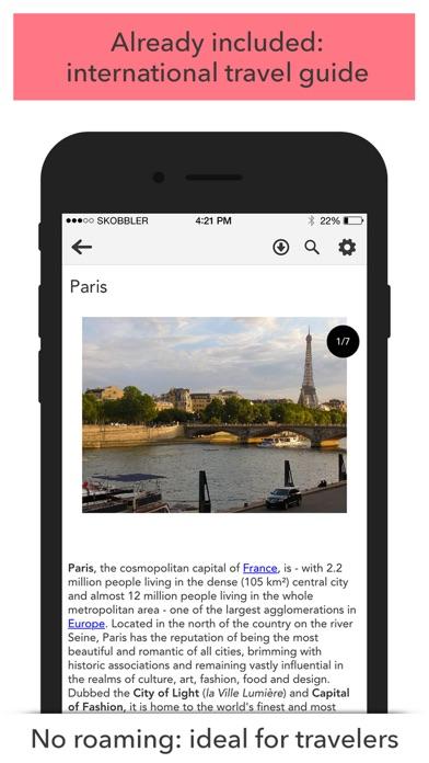 Gps Navigation (sat Nav) review screenshots