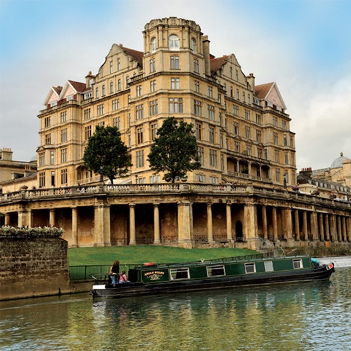 Bath Tour Guide: Best Offline Maps with Street View and Emergency Help Info
