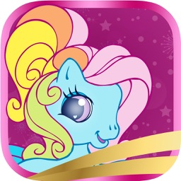 Little Magical Baby Pony Dress up - Fantasy Pet Game for Girls