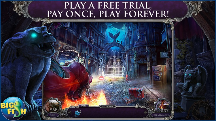 Mystery Trackers: Blackrow's Secret - A Hidden Object Detective Game