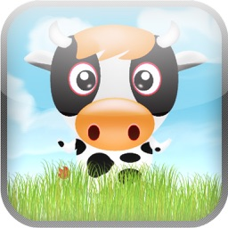 Happy Cow Tipping Game (iPad Version)