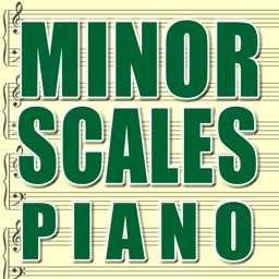 Minor Scales Piano