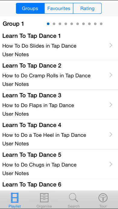 Learn To Tap Dance review screenshots