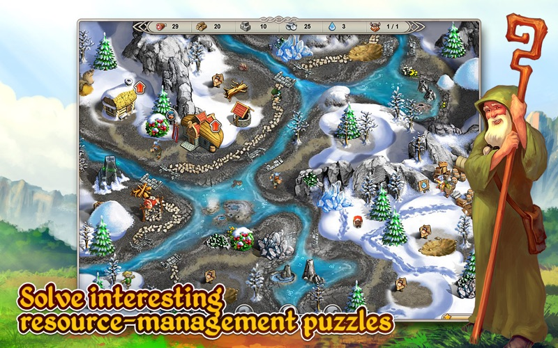 Viking Saga: Epic Adventure (Freemium) screenshot 5