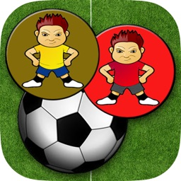 Touch Slide Soccer - Free World Soccer or Football Cup Game