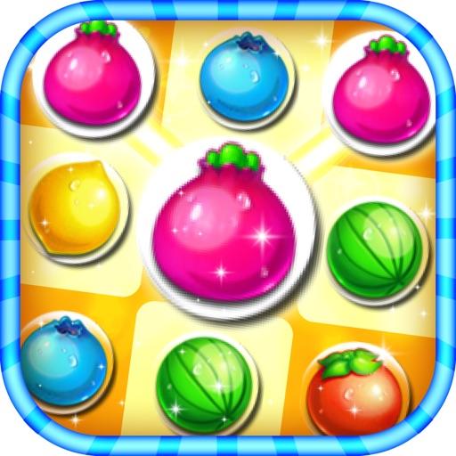 Fruit Bubble Splash HD Pro iOS App