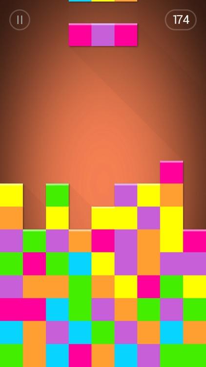 Qubies: Match-3 meets falling blocks screenshot-3