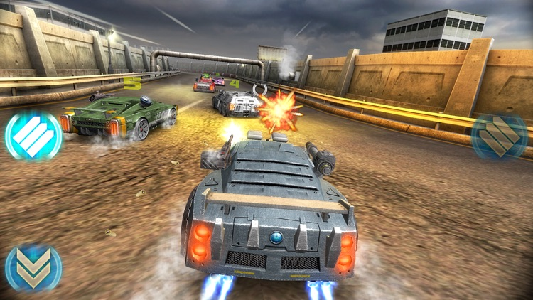 Battle Riders screenshot-0
