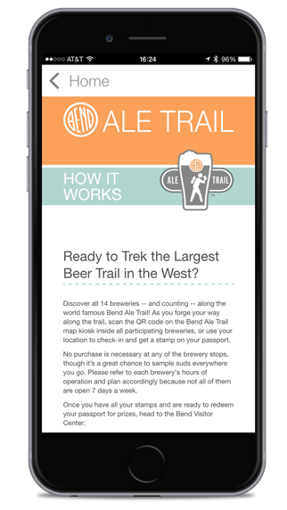 Bend Ale Trail by Visit Bend (iOS, United States) - SearchMan App