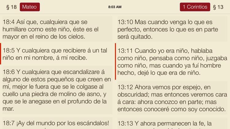 Biblia ~ eat Bible, abiertas dos biblias