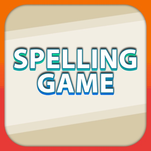 Spelling Game - Best Free English Spelling Educational Puzzle & Word game
