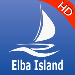 Elba Island GPS Nautical charts pro
