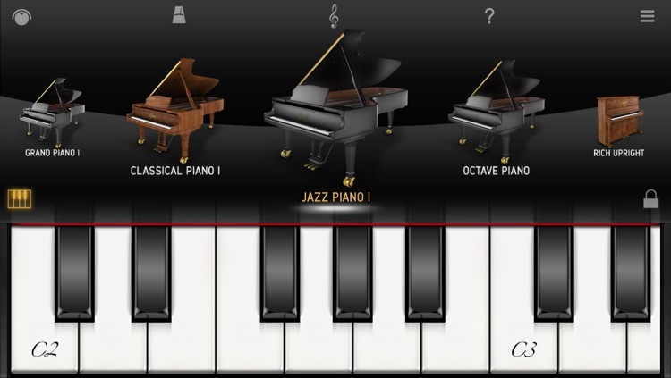 iGrand Piano screenshot-0