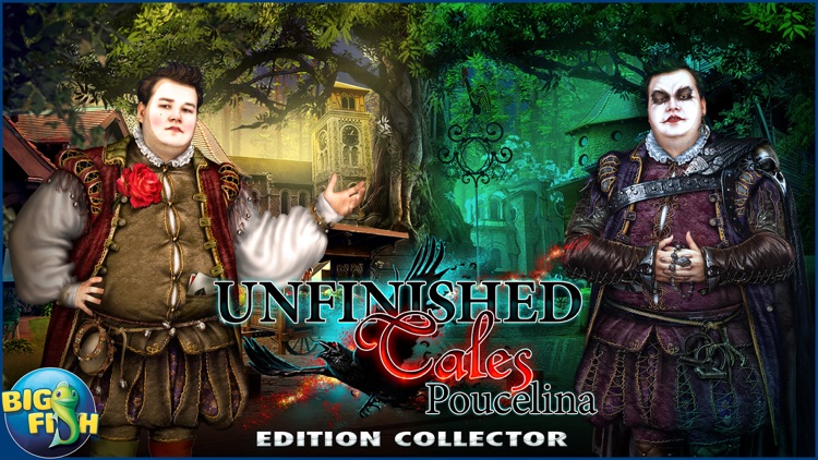 Unfinished Tales: Illicit Love - A Hidden Objects Fairy Tale screenshot-4