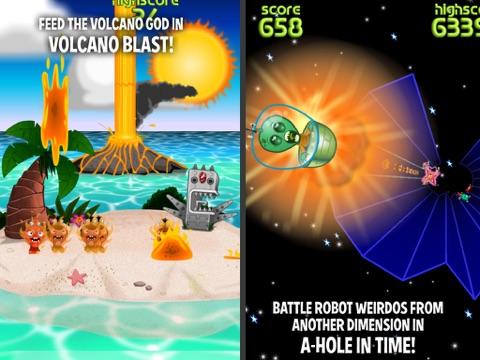 Pocket God: Journey To Uranus ipad images