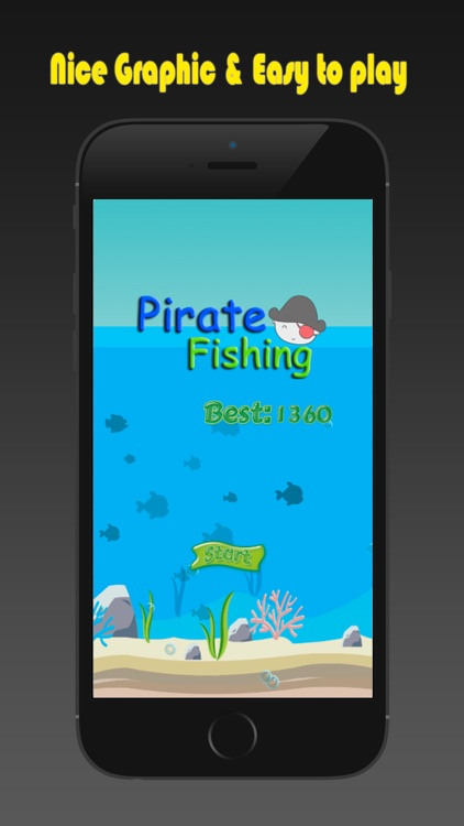 Pirate Fishing Extreme Games
