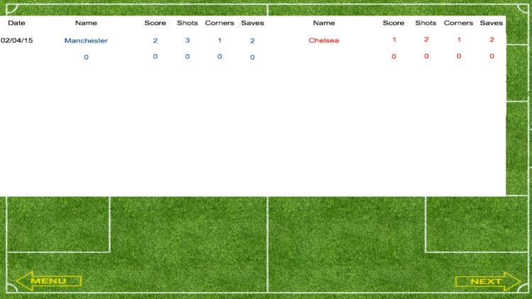 ScoreKeeper Soccer screenshot-3
