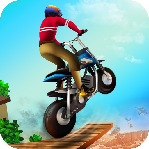Action Bike Stunt Rider Racing - Real Test Driving Game