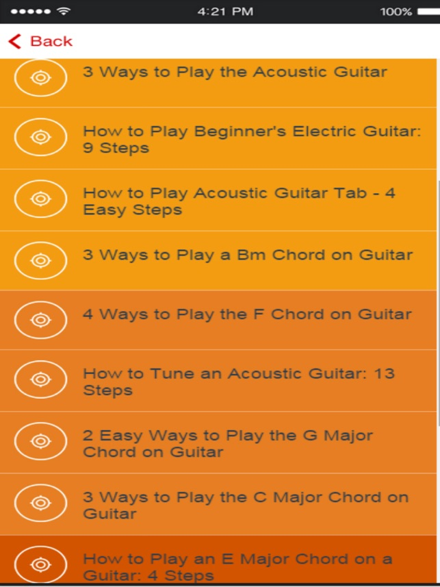 Simple Guitar Lessons For Absolute Beginners On The App Store