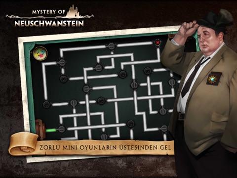 Mystery of Neuschwanstein ipad ekran görüntüleri