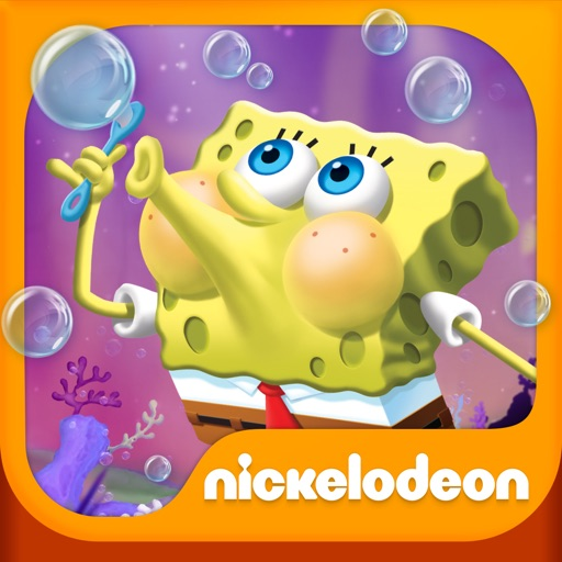 Join the SpongeBob Bubble Party in this New Match 3 Bubble Poppin' Frenzy