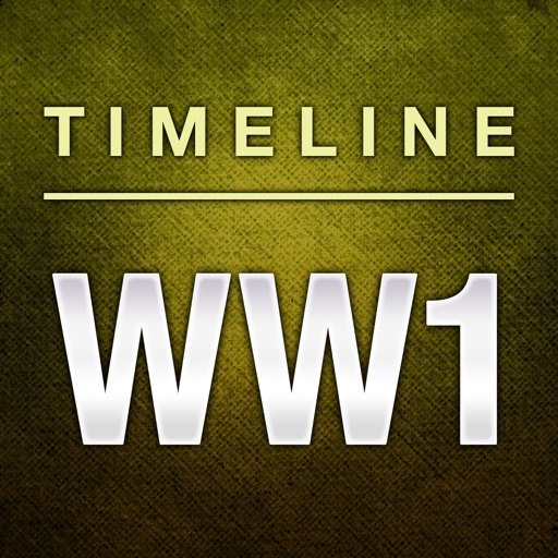 Timeline WW1 Review