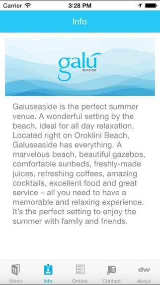 download Galu Seaside apps 1