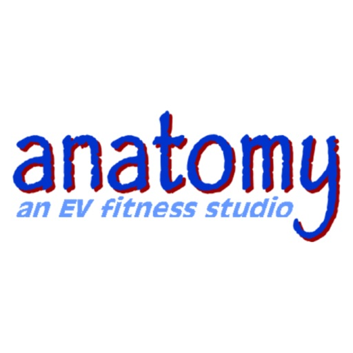 anatomy: an EV Fitness Studio icon