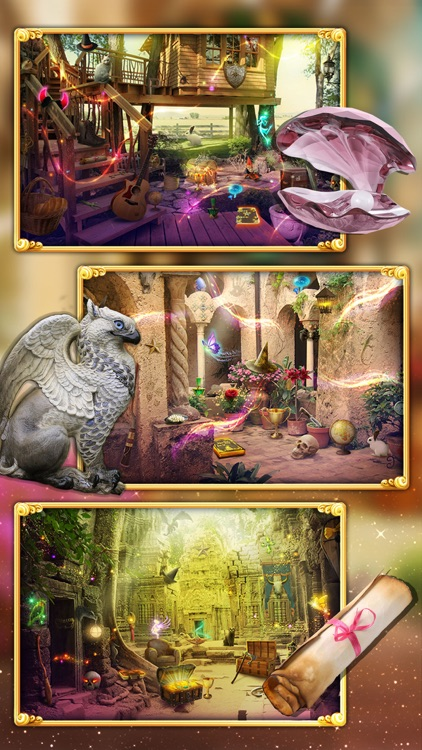 Hidden Objects - Mystery Venue screenshot-3