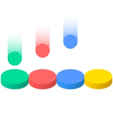 Activities of Dotz Color - dropping round balls!