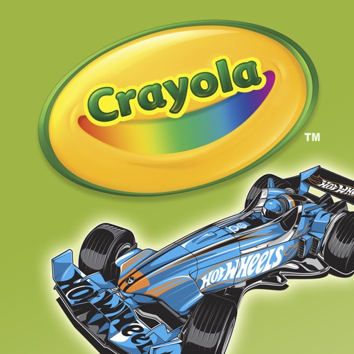 Crayola ColorStudio HD Hot Wheels Edition