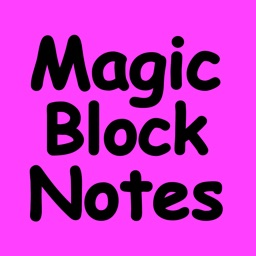 Magic Block Notes